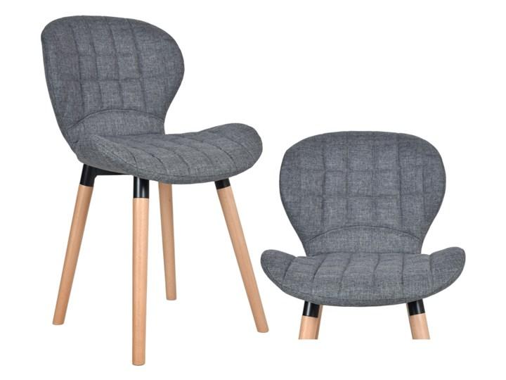Nowoczesne krzesło do salonu Malmo, krzesło do jadalni