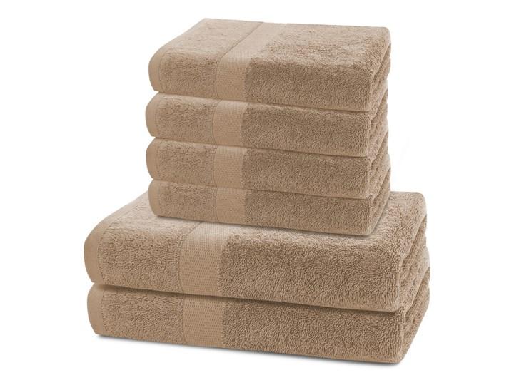6e2b407514a054 70 x 140 cm. DecoKing Komplet ręczników Marina jasnobrązowy, 4 szt. 50 x  100 cm, 2 szt. Ręczniki klasyczne i kąpielowe ...