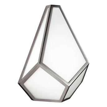 Diamond Kinkiet Elstead FE/DIAMOND1 31cm nikiel