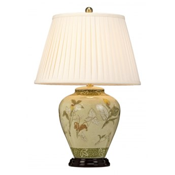 Arum Lily Nocna Elstead ARUM LILY/TL 62cm porcelana-kremowy