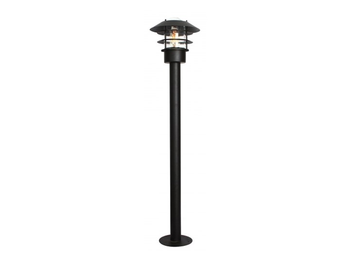 Helsingor Ogrodowa Elstead HELSINGOR BOL BK 100cm czarny Latarnia Kategoria Lampy ogrodowe