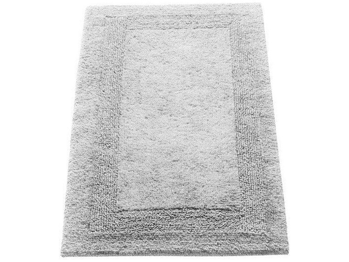 Dywanik łazienkowy Cawo 60 x 60 cm szary