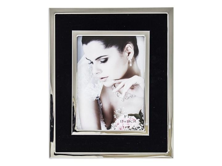 Elegancka ramka na zdjęcia Drofte 27x22 cm Metal Kategoria Ramy i ramki na zdjęcia