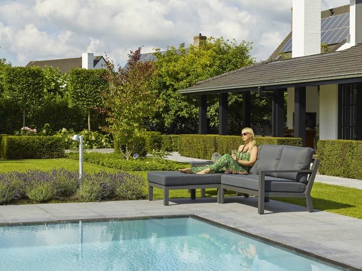 Zupełnie nowe TIMBER Relax meble ogrodowe : aluminiowe meble wypoczynkowe na YD28