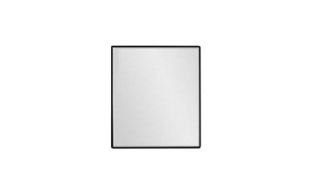 Antado Lustro W Czarnej Aluminiowej Ramie 50x40 Cm Alc 40x50