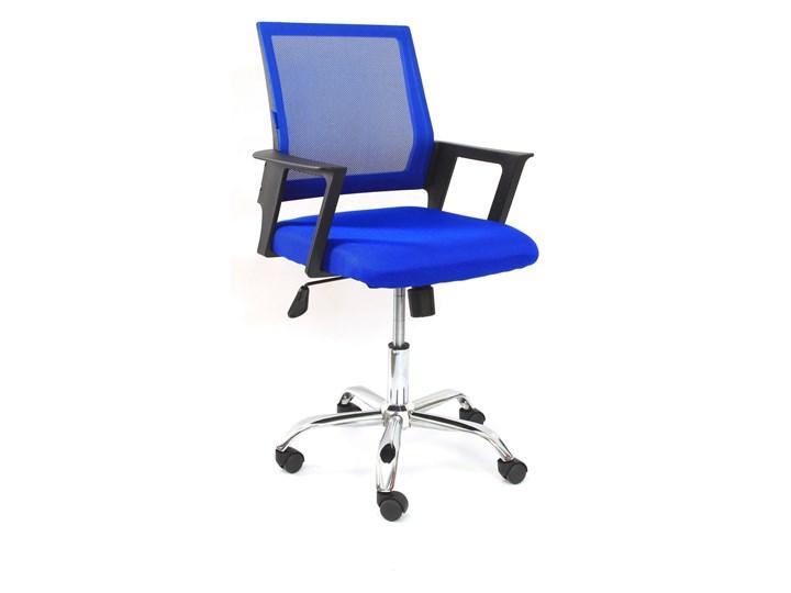 KRZESŁO BIUROWE OBROTOWE Ergoformat Office Blue Krzesła i