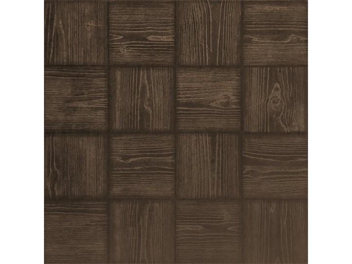 Gres Szkliwiony Manaus Wenge Mozaika 42x42 Gat Ii