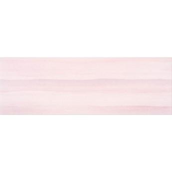 Płytka ścienna ELEGANT STRIPES violet glossy 25x75 gat. II