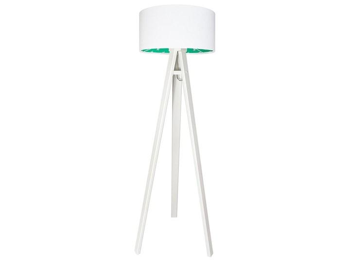 Lampa podłogowa MACODESIGN Bella 020p-081w, 60 W Lampa LED Tkanina Tkanina Tworzywo sztuczne Drewno Tkanina Drewno Tworzywo sztuczne Drewno Tworzywo sztuczne