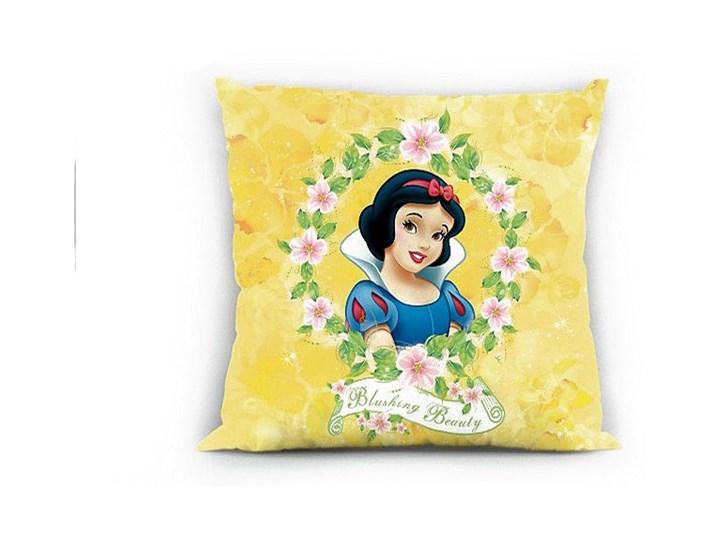 Disney Księżniczki, Poszewka dziecięca, 40x40 cm Wzór dla dzieci tkanina Wzór bajkowy