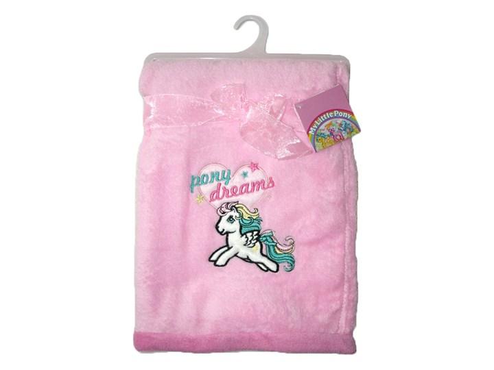 My Little Pony, Koc dziecięcy, Mikrofibra, 76x102 cm