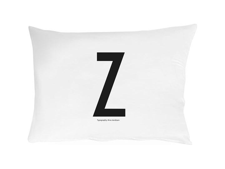 Poszewka na poduszkę Arne Jacobsens Vintage ABC litera Z