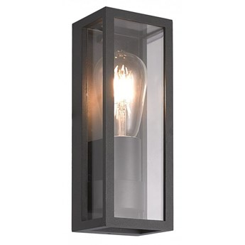PORTO kinkiet 1 x 60W E27 nowoczesny industrialny ogrodowy tarasowy lampa ścienna SUMA M1976