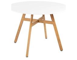 Stół Neapol Okrągły Biały 100