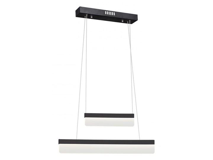 Lampa wisząca 60x100cm Milagro Beam czarno-biała kod: 5907377244011