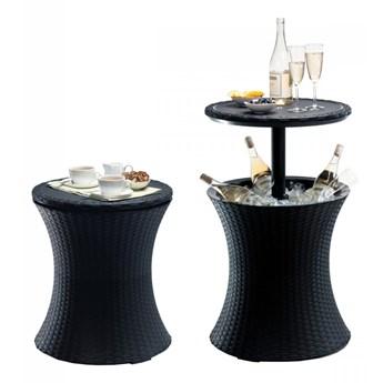 Stolik ogrodowy 3w1 50 cm Keter Pacific Cool Bar antracyt kod: BK-002096