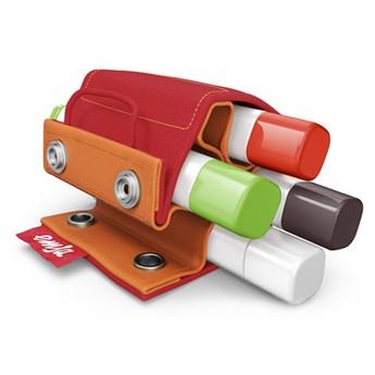 Zestaw pojemników na przyprawy 4 x 0,035 l z etui EMSA Spice Box kod: EM-513680