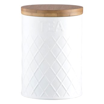 Pojemnik na herbatę 1,35l Typhoon Embossed biały kod: 1401.659