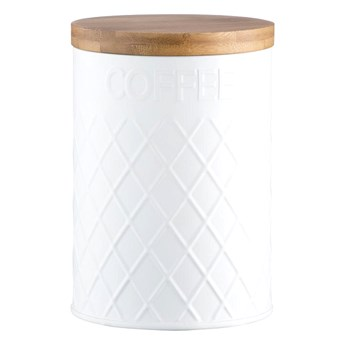 Pojemnik na kawę 1,35l Typhoon Embossed biały kod: 1401.660