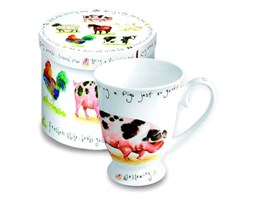 Kubek porcelanowy Nuova R2S Traditional English kod: 277 FMYP