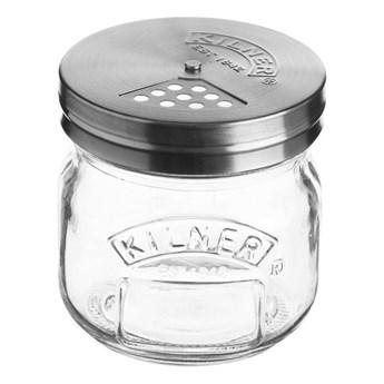Przyprawnik 250ml Kilner przezroczysty/srebrny kod: 0025.404