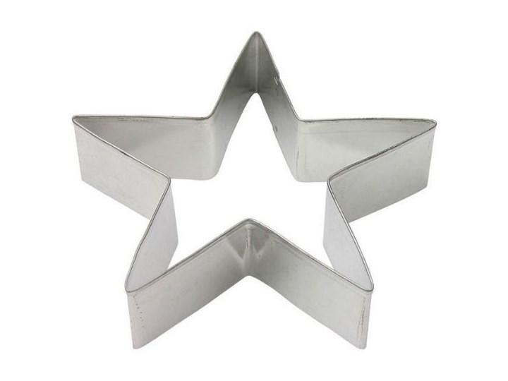 Wykrawacz do ciastek Gwiazdka Dexam kod: DX-17848915S Wykrawacze Kategoria Dekoracja wypieków Kolor Srebrny