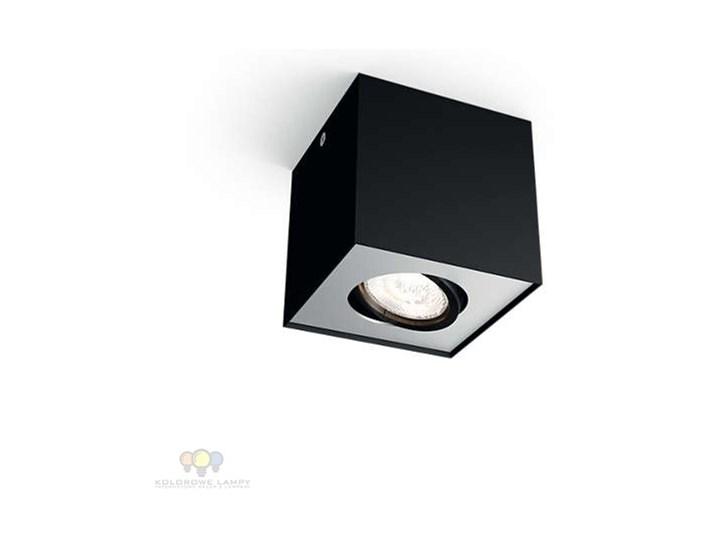 1eced192679ffa myLiving Oświetlenie punktowe BOX, czarny, LED 5049130P0 50491/30/P0 PHILIPS