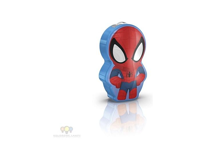 Philips Lampa Dziecięca Stojąca Led Spiderman 71767/40/16