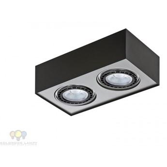 Lampa Paulo 2 Black 230V AZzardo LED AZ0961