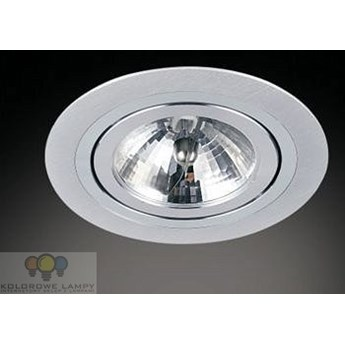 Orlicki Design Puro Alluminio oczko wpuszczane QR111 -   NA MAGAZYNIE