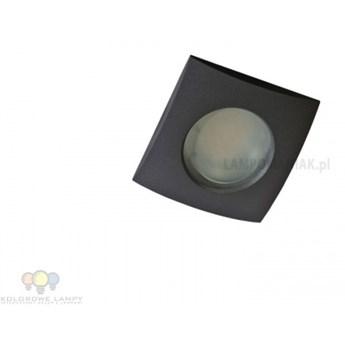 LAMPA OCZKO WPUSZCZANE IP54 AZ0812 Lampa techniczna Ezio 1 Black GM2105 BK AZZARDO