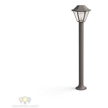 Lampa zewnętrzna stojąca Curassow Philips 17388/43/PN słupek ogród