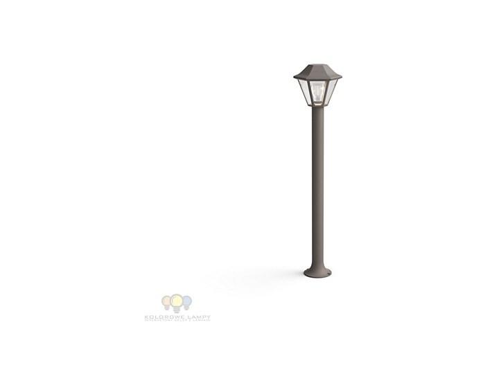 == WYSYŁKA 48H== Lampa zewnętrzna stojąca Curassow Philips 17388/43/PN słupek ogród Lampa stojąca Latarnia Kategoria Lampy ogrodowe Słupek ogrodowy Kinkiet ogrodowy Kolor Szary