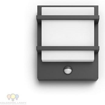 Lampa zewnętrzna ścienna LED Petronia - IR Philips 17395/93/P0 2700K