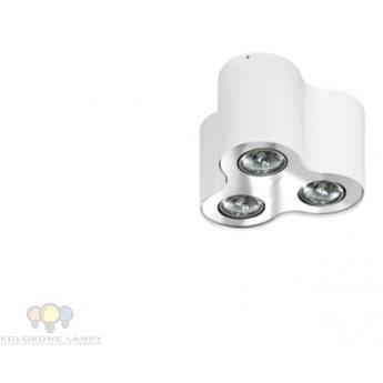 AZ0741 Lampa natynkowa Neos 3 White/Chrome AZZARDO