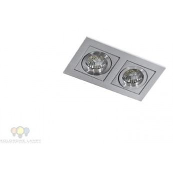 AZ0798 Lampa techniczna Paco 2 Aluminium GM2201 ALU AZZARDO