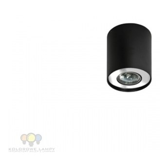 AZ0708 Lampa techniczna Neos 1 Black/Chrom AZZARDO