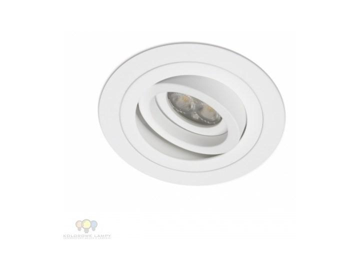 4210 BPM Oprawa stropowa MINI KATLI, ruchoma, kolor biały mat