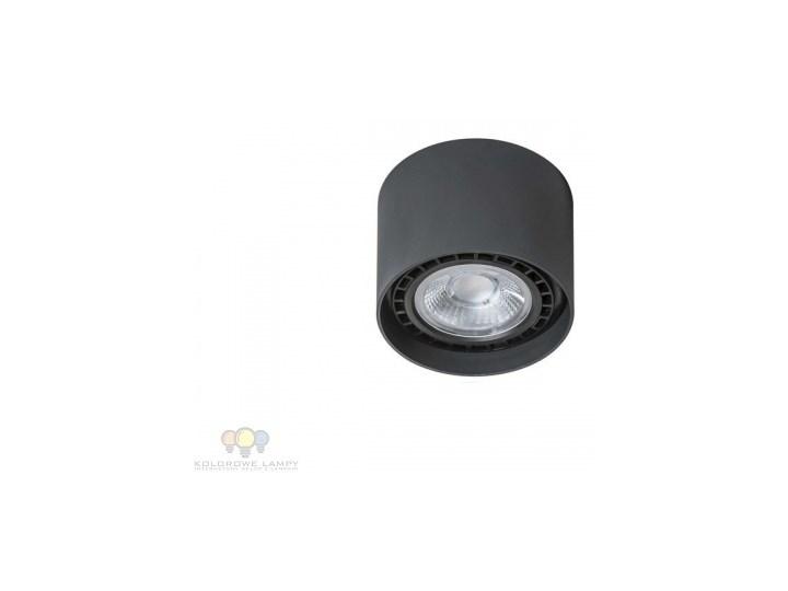 AZ1837 Azzardo plafon/lampa ALIX ECO 230V GM4210 bk Oprawa stropowa Okrągłe Kategoria Oprawy oświetleniowe