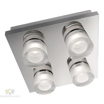 Philips Roomstylers 37245/11/13 PLAFON LED CHROM NOWOCZESNY