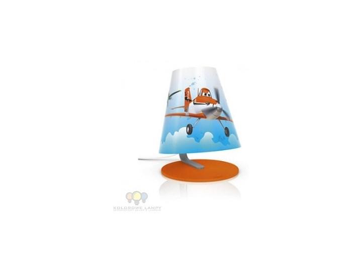 DISNEY PLANES LAMPA 71764/53/16 PHILIPS WYSYŁKA 48H Kategoria Lampy dziecięce Lampa biurkowa Kolor