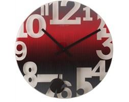 NeXtime Anytime - Zegar ścienny - Swing - czerwony