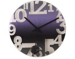 NeXtime Anytime - Zegar ścienny - Swing - fioletowy