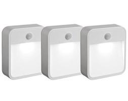 Lampa LED MB723 3-pack z czujnikiem ruchu na baterie.
