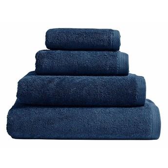 Ręcznik bawełniany Alexandre Turpault Essentiel Navy