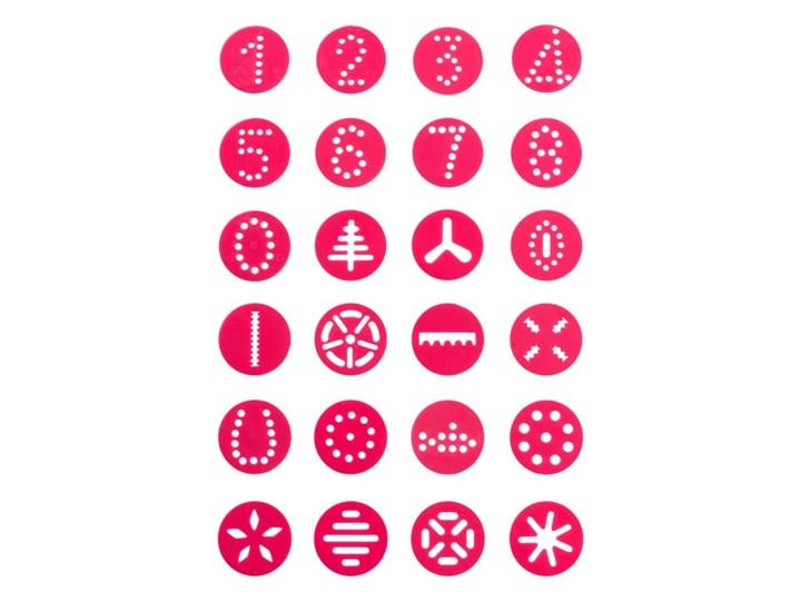 Zestaw do dekoracji tortów Premier Housewares Cookie Hop Pink Zestawy do dekoracji Kategoria Dekoracja wypieków