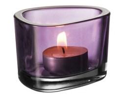 Świecznik fioletowy Leonardo Organic L-036664 + Transport juz od 8,90 zł