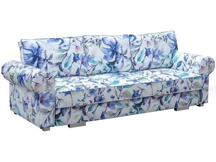 Sofa rozkładana Sertum z pojemnikiem