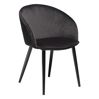 Czarne krzesło DAN-FORM Denmark Dual