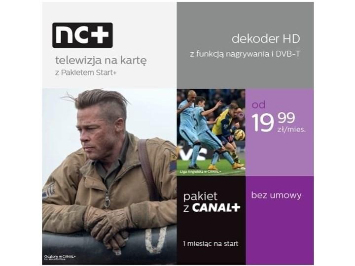 Dekoder Nc Na Karte.Dekoder Nc Iti 2850 Z Usługą Telewizja Na Kartę 130 Kanałów 1 M C Na Start Z Canal